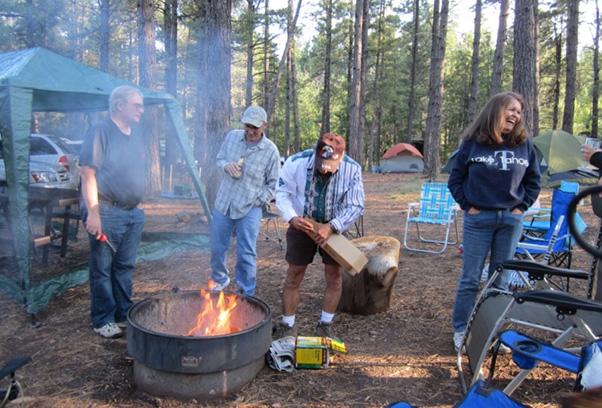 Arizona Trailblazers Trip Report