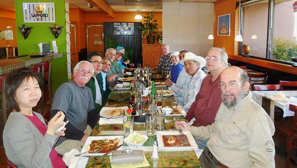 Arizona trailblazers trip report for Ayothaya thai cuisine