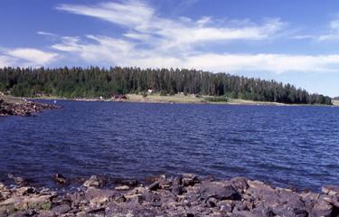 Big lake arizona for Big lake az fishing report