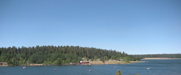 Arizona trailblazers trip report for Big lake az fishing report