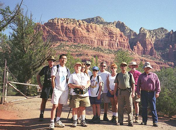 Arizona Trailblazers - Trip Report