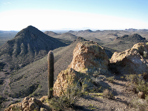 rhyodacite arizona trailblazers trip report